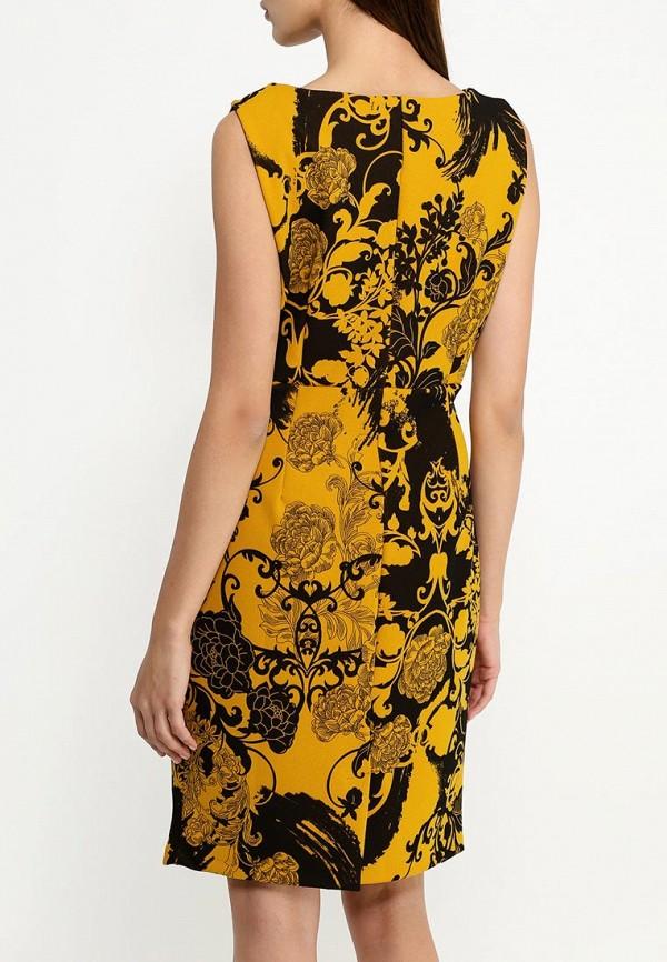 Платье-миди Aurora Firenze S17-2493-JET: изображение 5
