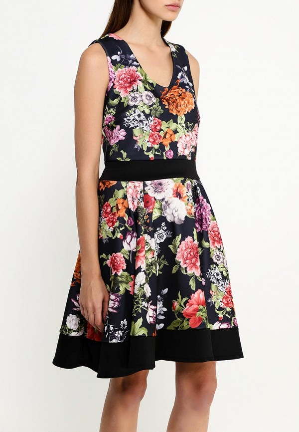 Платье-миди Aurora Firenze S17-2812: изображение 4