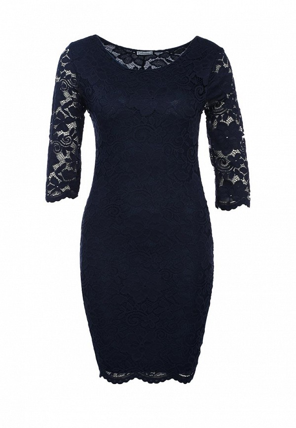Платье-миди Aurora Firenze S28-15023