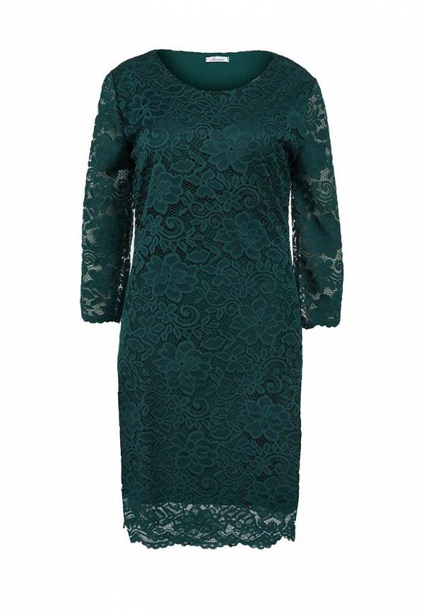 Платье-миди Aurora Firenze S28-15023: изображение 1