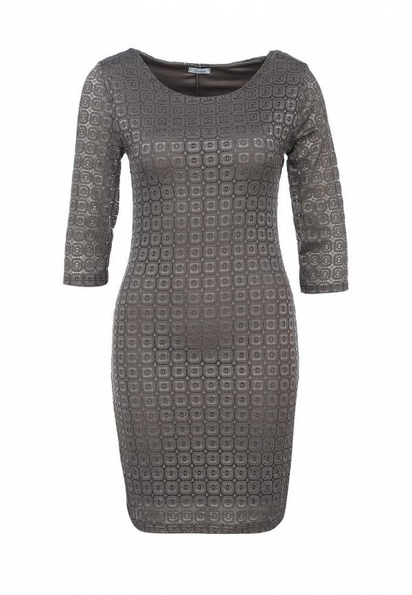 Платье-миди Aurora Firenze S28-15023-A