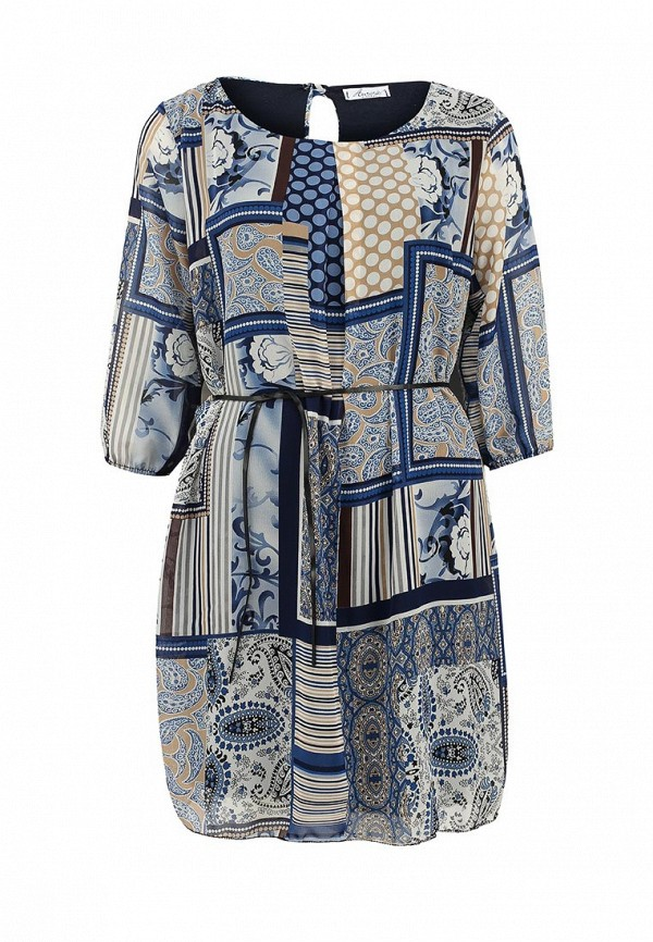 Платье-мини Aurora Firenze S24-3674: изображение 1