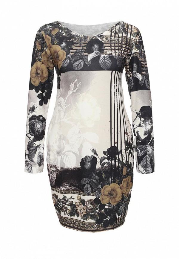 Платье-миди Aurora Firenze S14-5176: изображение 1