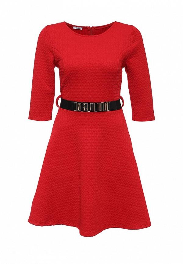 Платье-миди Aurora Firenze S28-15125: изображение 2