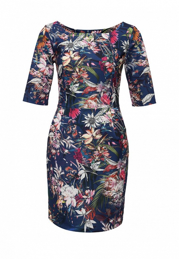Платье-миди Aurora Firenze S17-2824-5: изображение 1