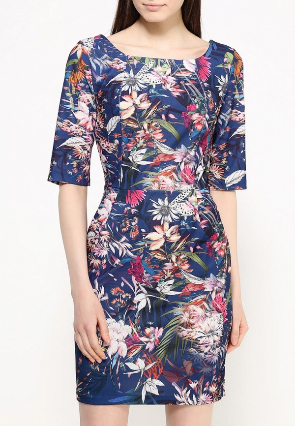 Платье-миди Aurora Firenze S17-2824-5: изображение 4
