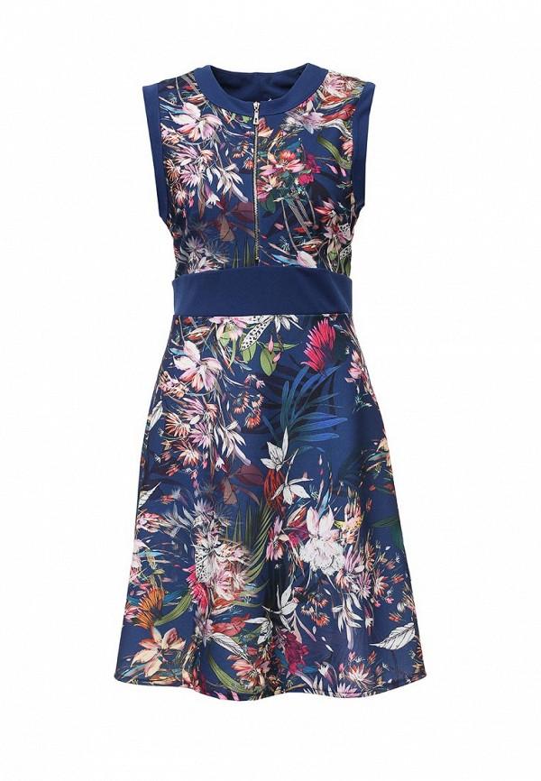 Платье-миди Aurora Firenze S17-2846: изображение 1