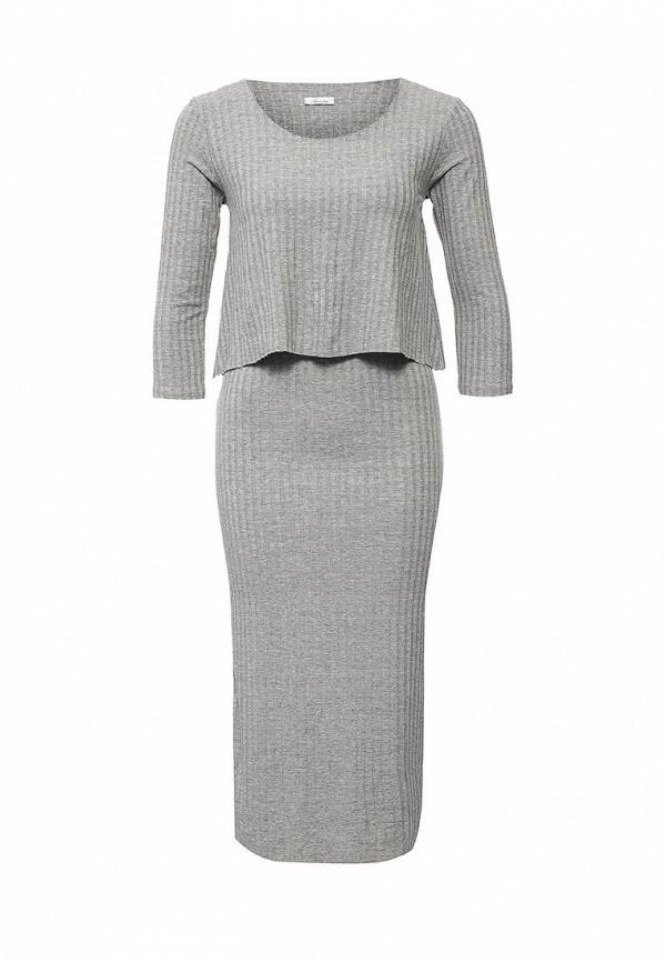 Платье-миди Aurora Firenze S25-50069: изображение 1