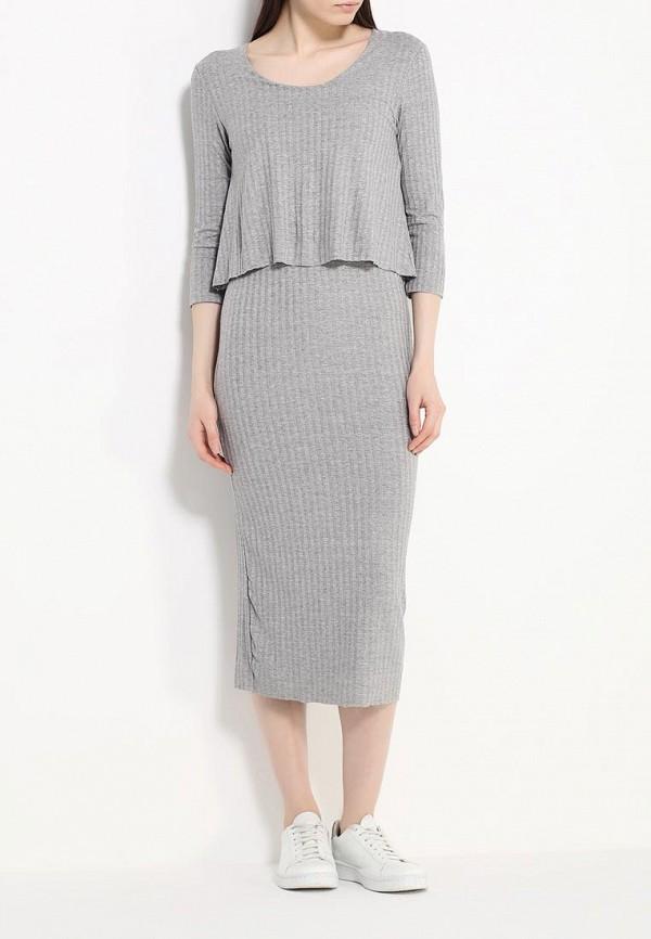 Платье-миди Aurora Firenze S25-50069: изображение 2