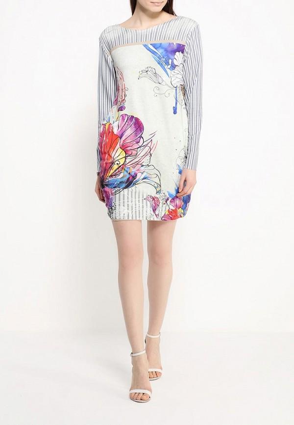Платье-мини Aurora Firenze S14-5076: изображение 2