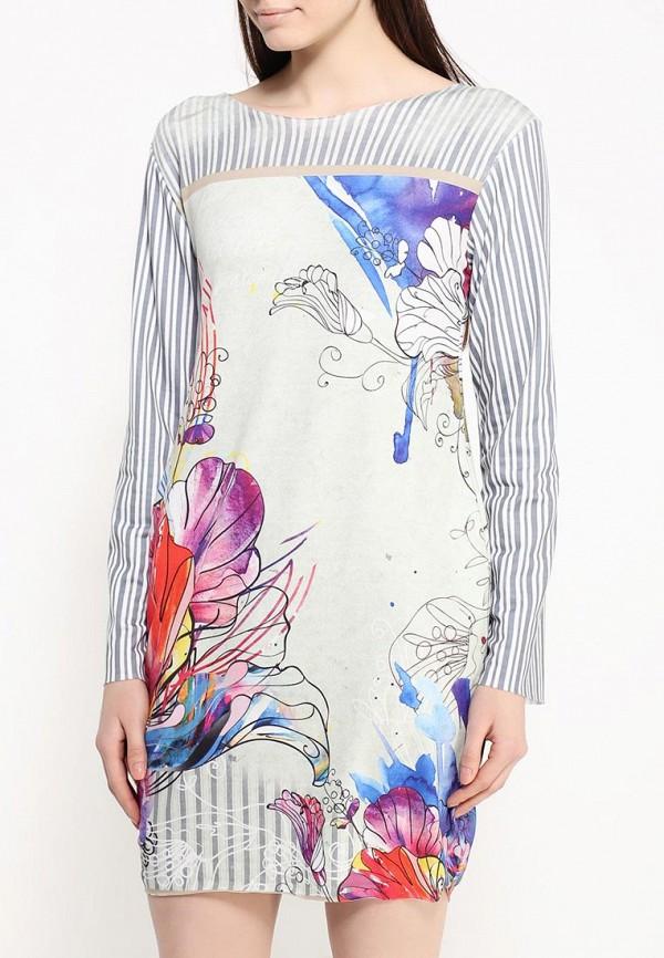 Платье-мини Aurora Firenze S14-5076: изображение 3