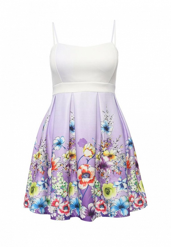 Платье-мини Aurora Firenze S20-1367-B