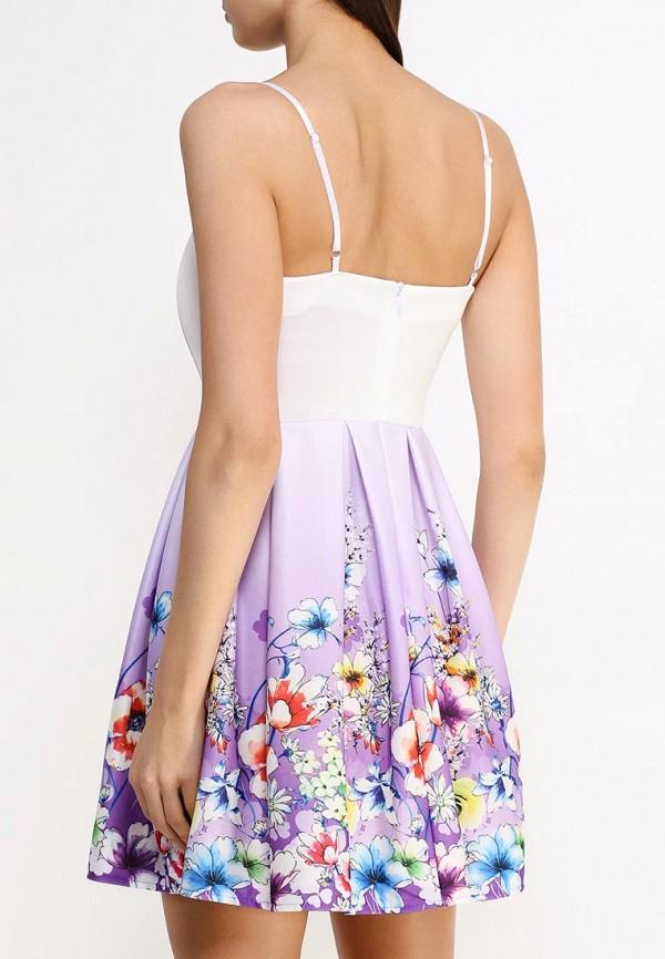 Платье-мини Aurora Firenze S20-1367-B: изображение 7