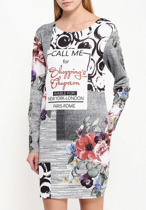 Платье-миди Aurora Firenze S14-5176: изображение 9