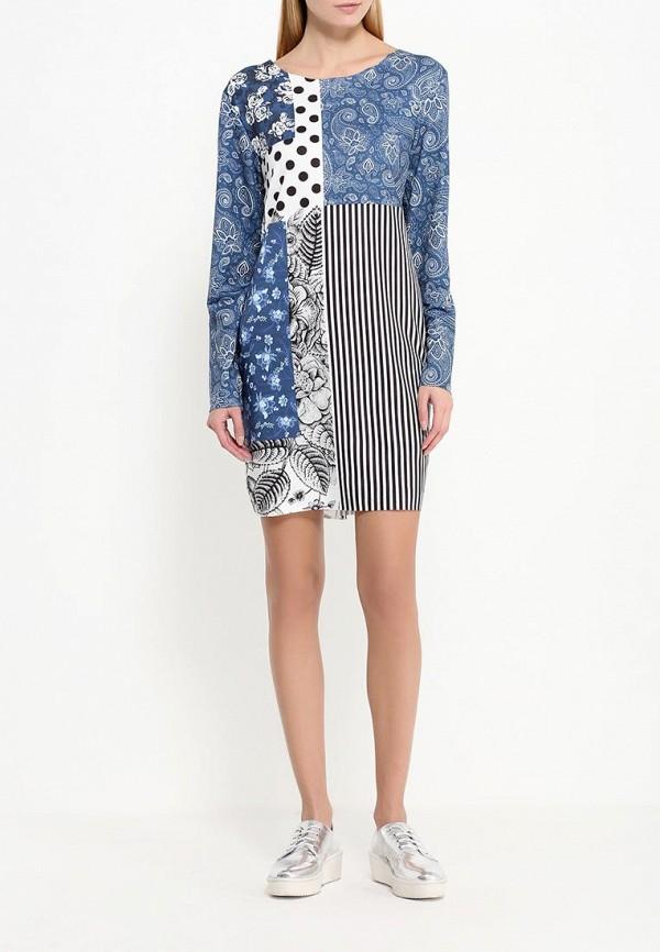 Платье-мини Aurora Firenze S14-5176: изображение 3