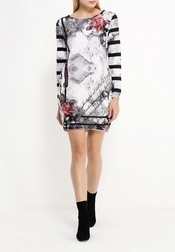 Платье-миди Aurora Firenze S14-5176: изображение 3