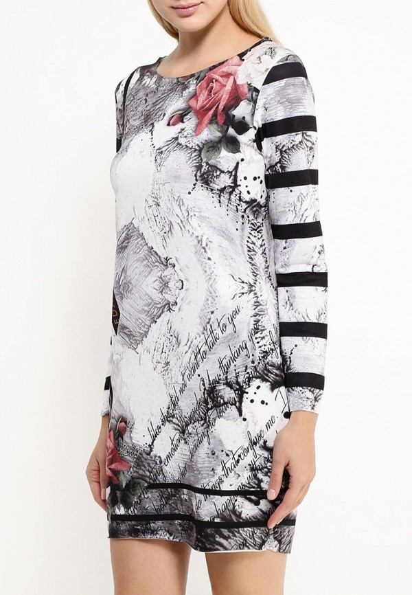 Платье-миди Aurora Firenze S14-5176: изображение 4