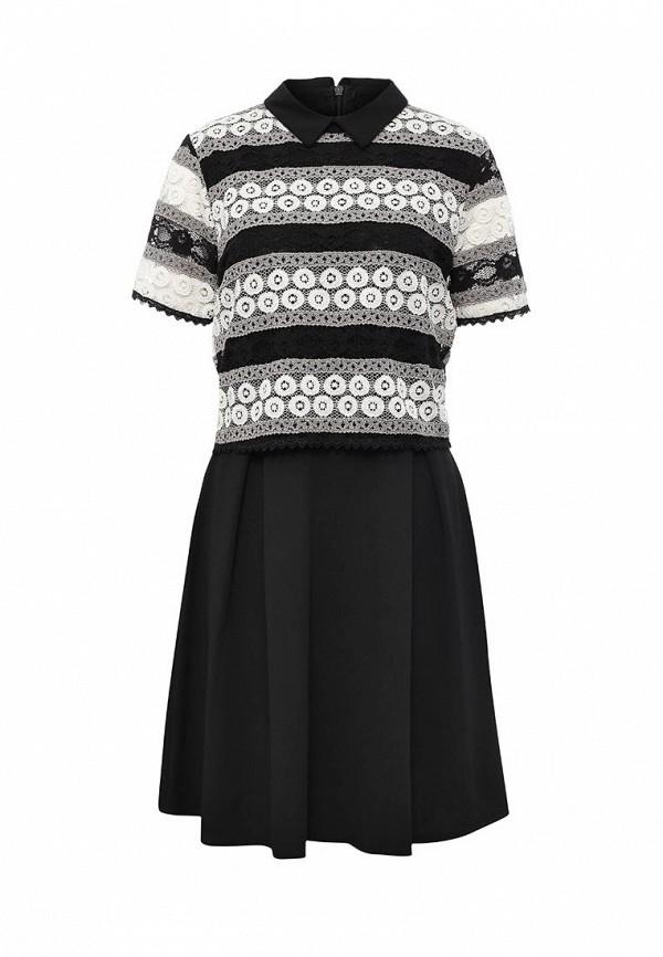Платье-миди Aurora Firenze S25-5001: изображение 1