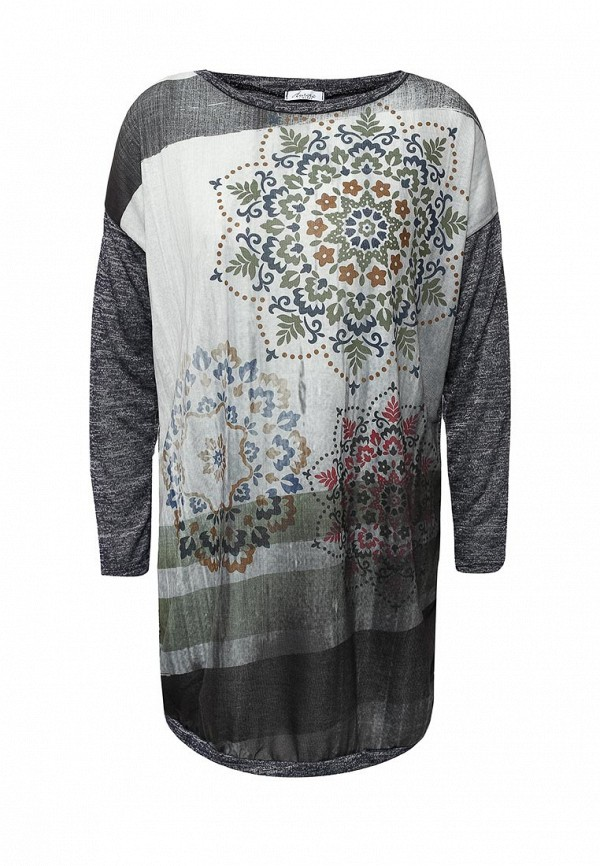 Вязаное платье Aurora Firenze S14-1004