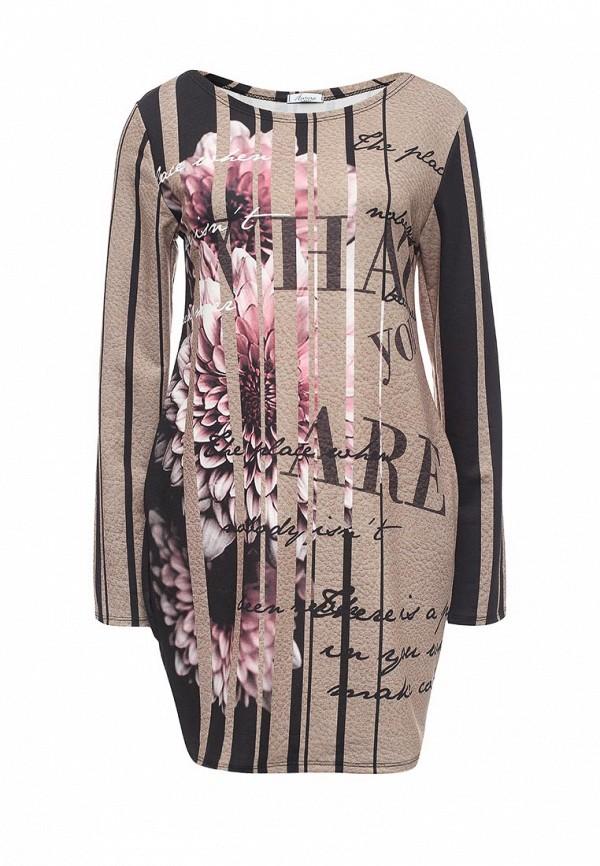 Вязаное платье Aurora Firenze S14-6076