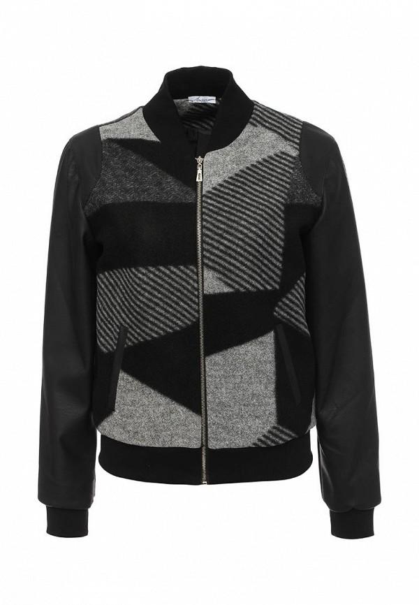 Купить Куртку Aurora Firenze черного цвета