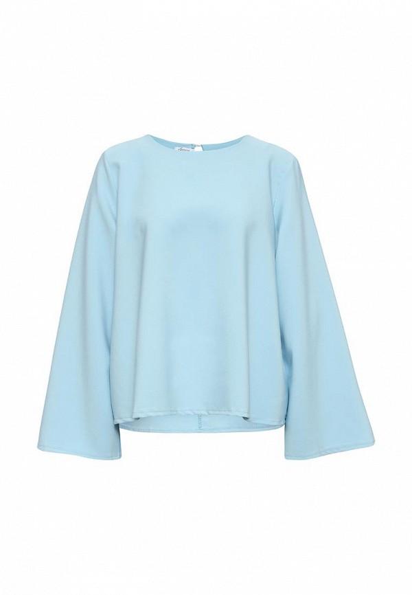 цена Блуза Aurora Firenze Aurora Firenze AU008EWRQS57 онлайн в 2017 году