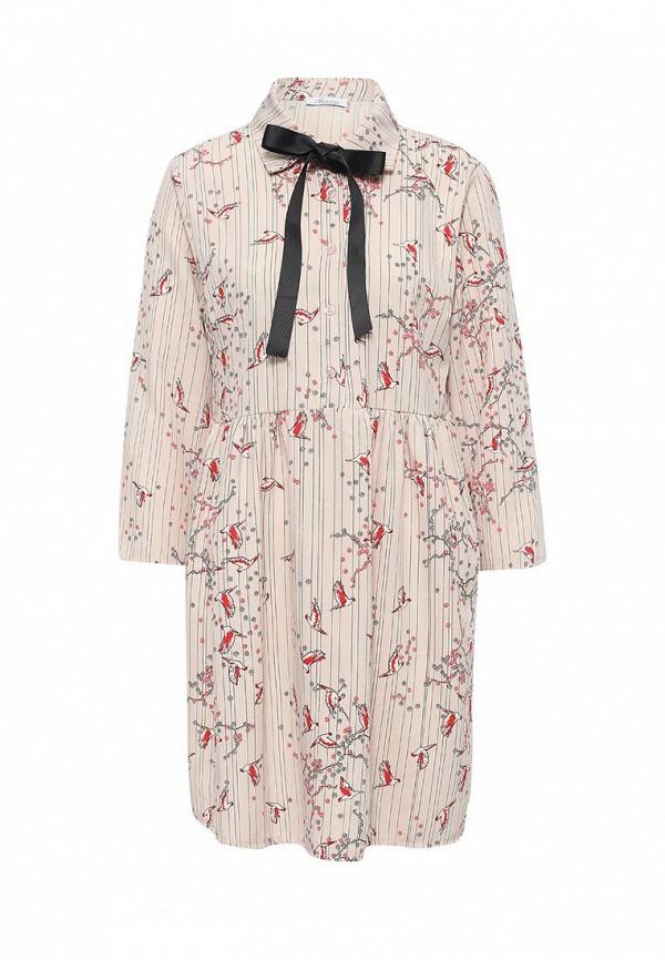 цена  Платье Aurora Firenze Aurora Firenze AU008EWRQS67  онлайн в 2017 году