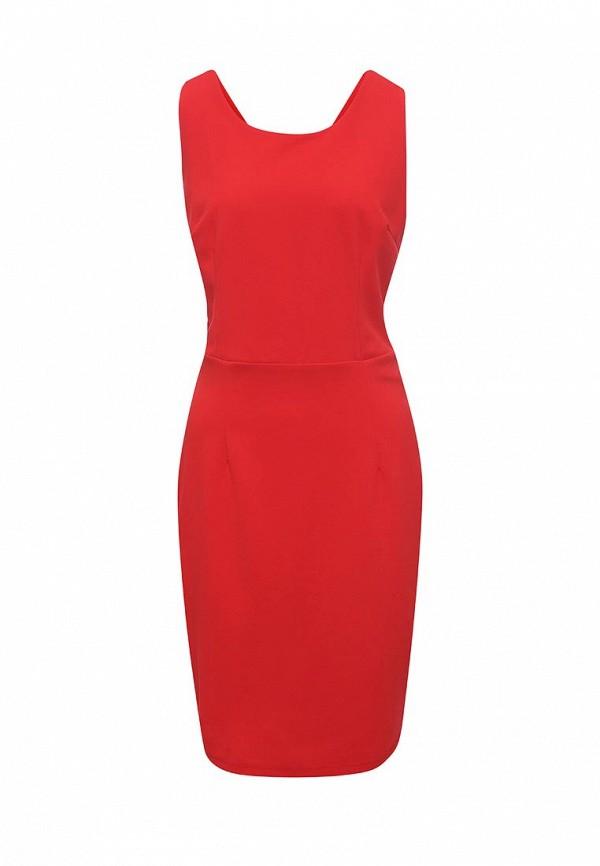 Купить женское платье Aurora Firenze красного цвета