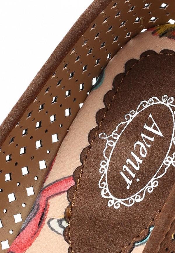 Туфли на плоской подошве Avenir 2645-VN40217F: изображение 12