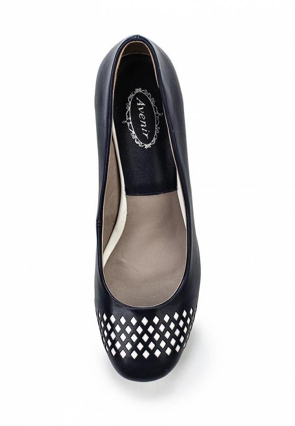 Туфли на каблуке Avenir 2526-MI51666T: изображение 4