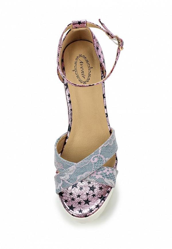 Босоножки на каблуке Avenir 2686-MI61562R: изображение 4