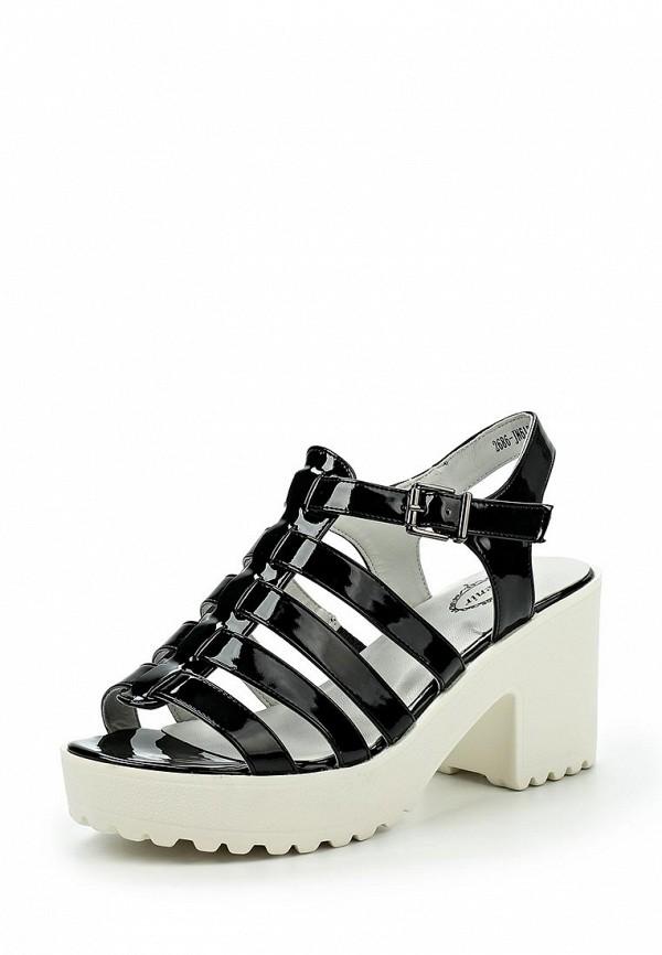 Босоножки на каблуке Avenir 2686-JN61355B: изображение 1