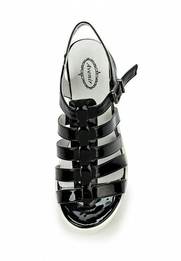 Босоножки на каблуке Avenir 2686-JN61355B: изображение 4