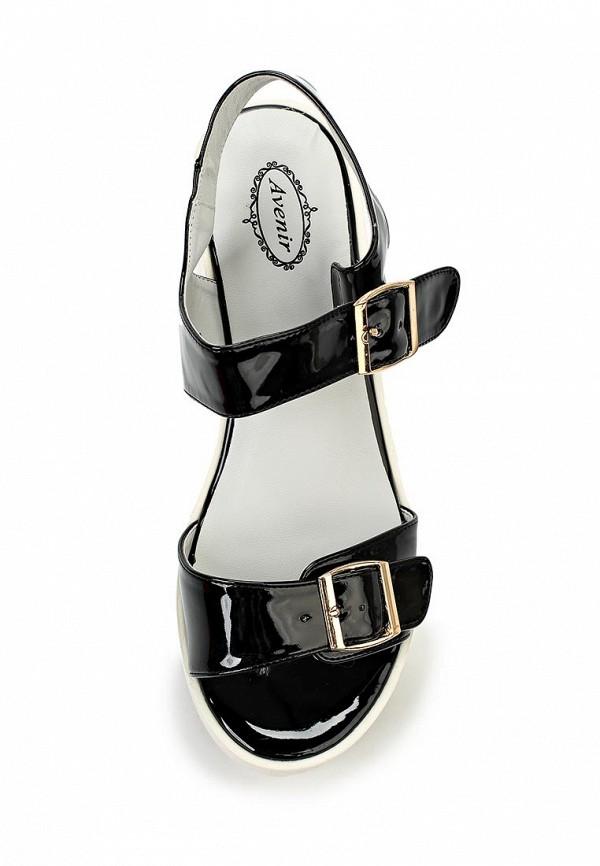 Босоножки на каблуке Avenir 2686-JN61356B: изображение 4