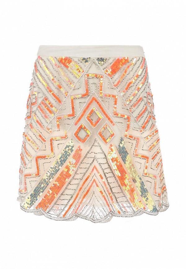 Прямая юбка A Wear 95600083: изображение 1