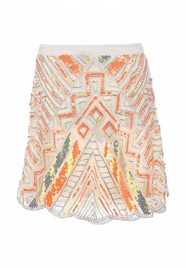 Прямая юбка A Wear 95600083: изображение 3