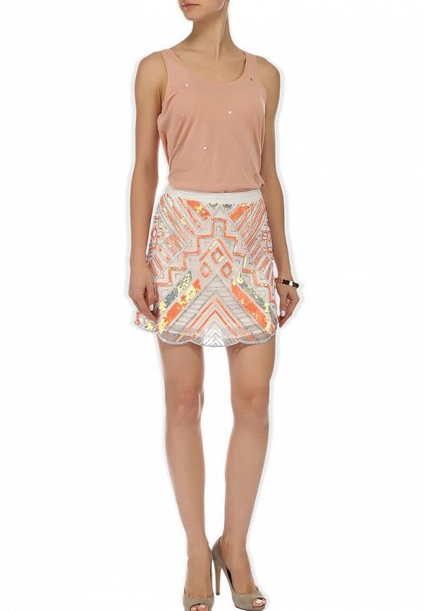 Прямая юбка A Wear 95600083: изображение 7