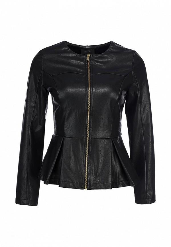 Кожаная куртка AX Paris JKT 15: изображение 1