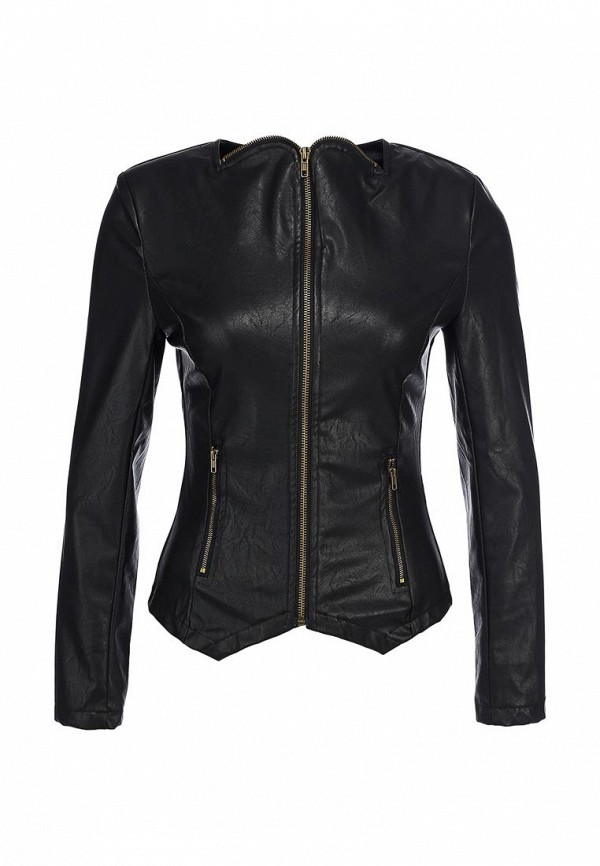 Кожаная куртка AX Paris JKT 16: изображение 1