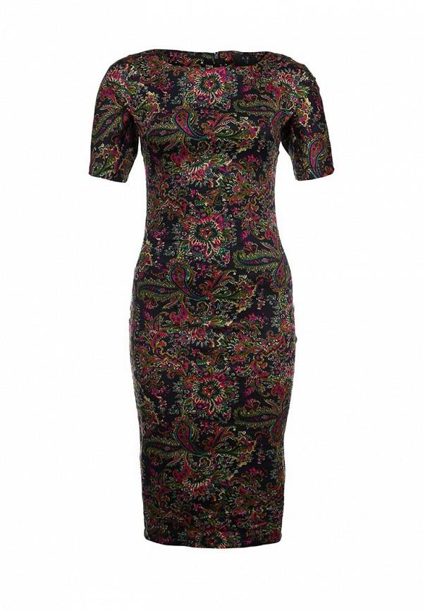 Платье-миди AX Paris DW 1307SPA: изображение 1