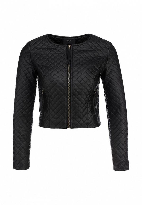 Кожаная куртка AX Paris JKT17: изображение 1