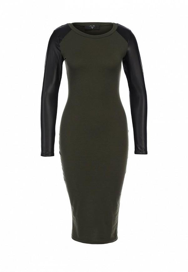 Платье-миди AX Paris DW1118: изображение 1