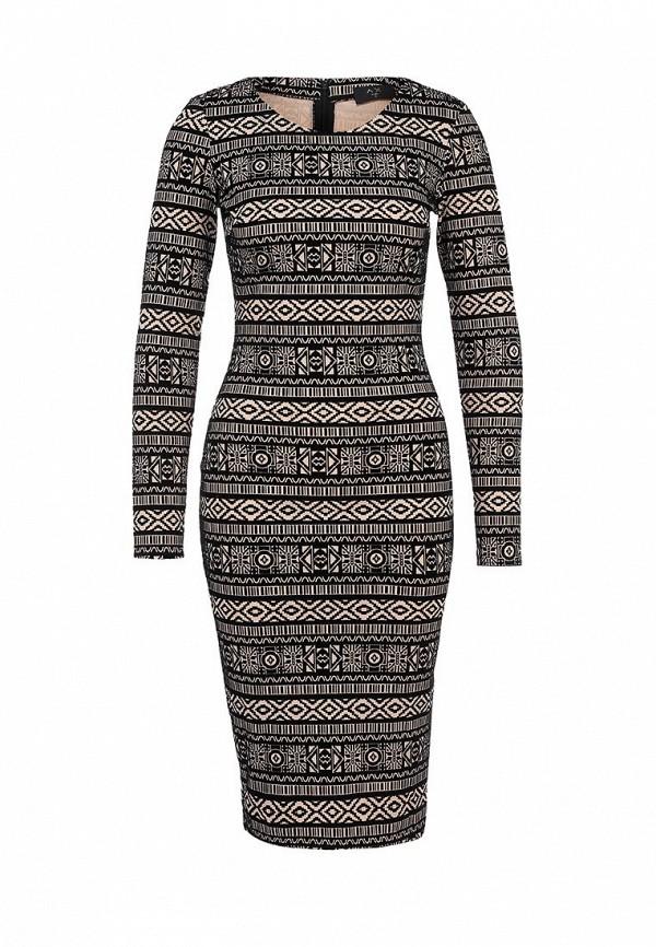 Платье-миди AX Paris DW1150FA: изображение 1