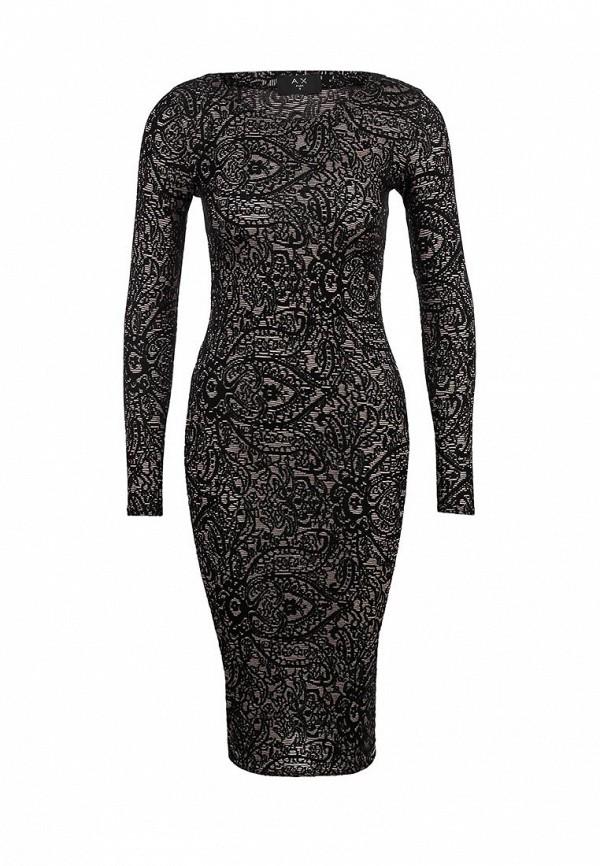 Платье-миди AX Paris DW1171: изображение 1