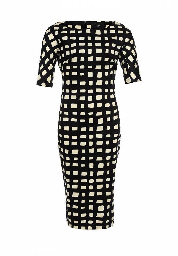 Платье-миди AX Paris DW1126SQ: изображение 1