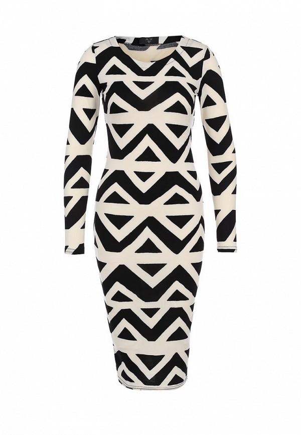 Платье-миди AX Paris DW1129: изображение 1