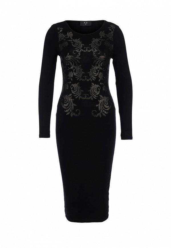 Платье-миди AX Paris DW1154: изображение 1
