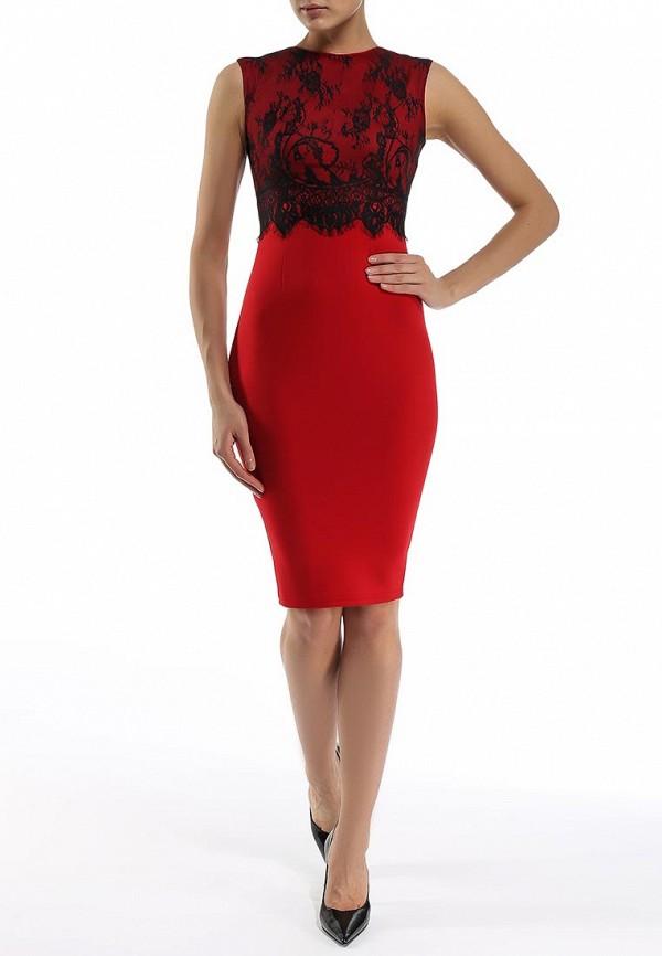 Платье-миди AX Paris DW1393: изображение 2