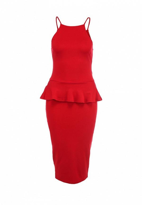 Платье-миди AX Paris DW1583: изображение 1