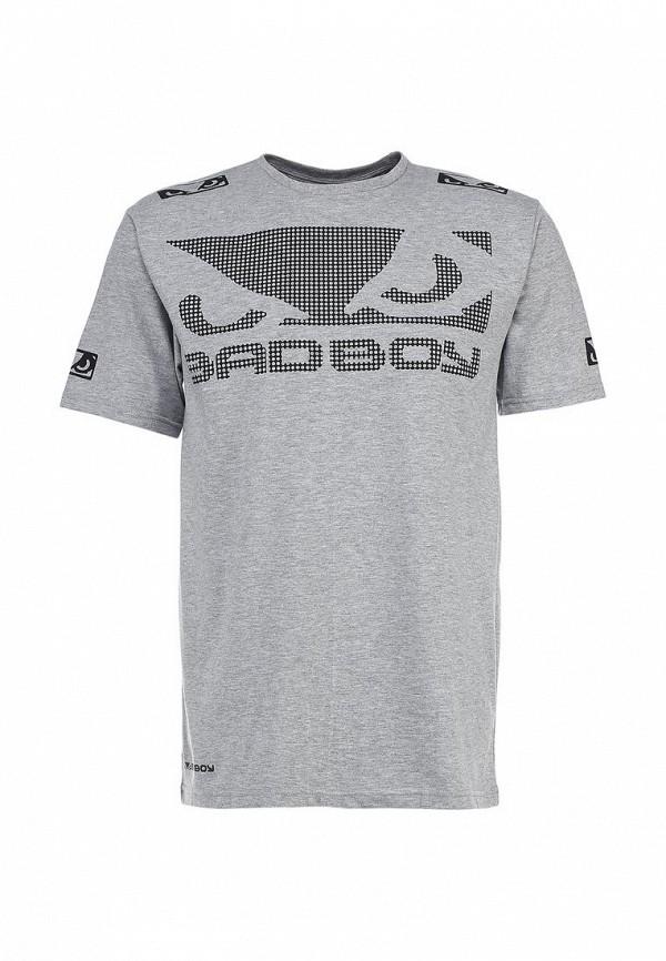 Футболка с надписями Bad Boy BAW13M001-08: изображение 1